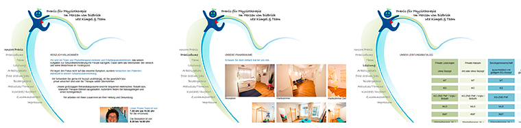 Referenz LOEWE & MORE: Physiotherapie Kimpel